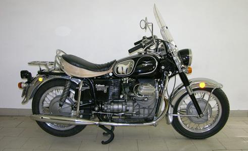 Moto Guzzi California prima serie 850cc del 1972 :.