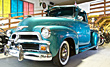 Chevrolet 3100 Pickup 5000cc from 1954